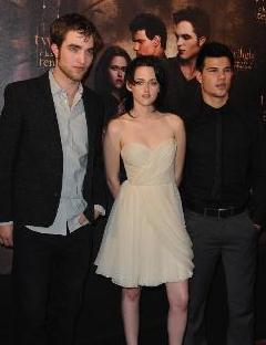 Robert Pattinson y Kristen Stewart contra la envidia