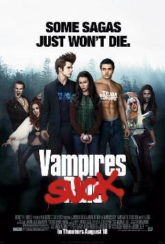 Nuevo poster de Vampires Suck