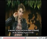 Entrevista De Larry Carrol Con Robert Pattinson!(5 Parte)