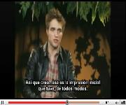 Entrevista De Larry Carrol Con Robert Pattinson! (6 Parte)