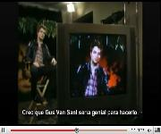 Entrevista De Larry Carrol Con Robert Pattinson! (9 Parte)