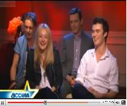 Access Hollywood Entrevista Con Los Volturi!