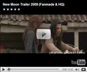 New Moon Trailer 2009 (Fan Made & HQ)